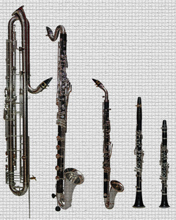 Silverwood Clarinet Choir mp3 music files live concerts classical contemporary