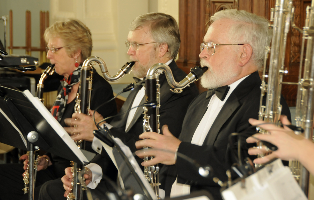 Silverwood Clarinet Choir at Temple Concord, Syracuse, NY