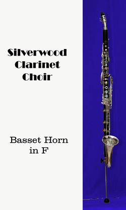 Silverwood Clarinet Choir new instruments for classical music.