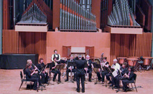 Silverwood Clarinet Choir performance at Syracuse University Setnor Hall